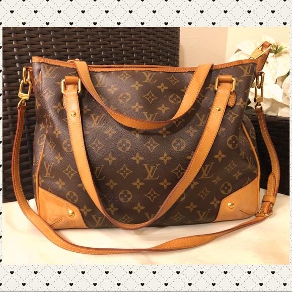 Louis Vuitton Bags   Authe Estrela Mm 2 Way Shoulder Bag   Poshmark 8c013681bb